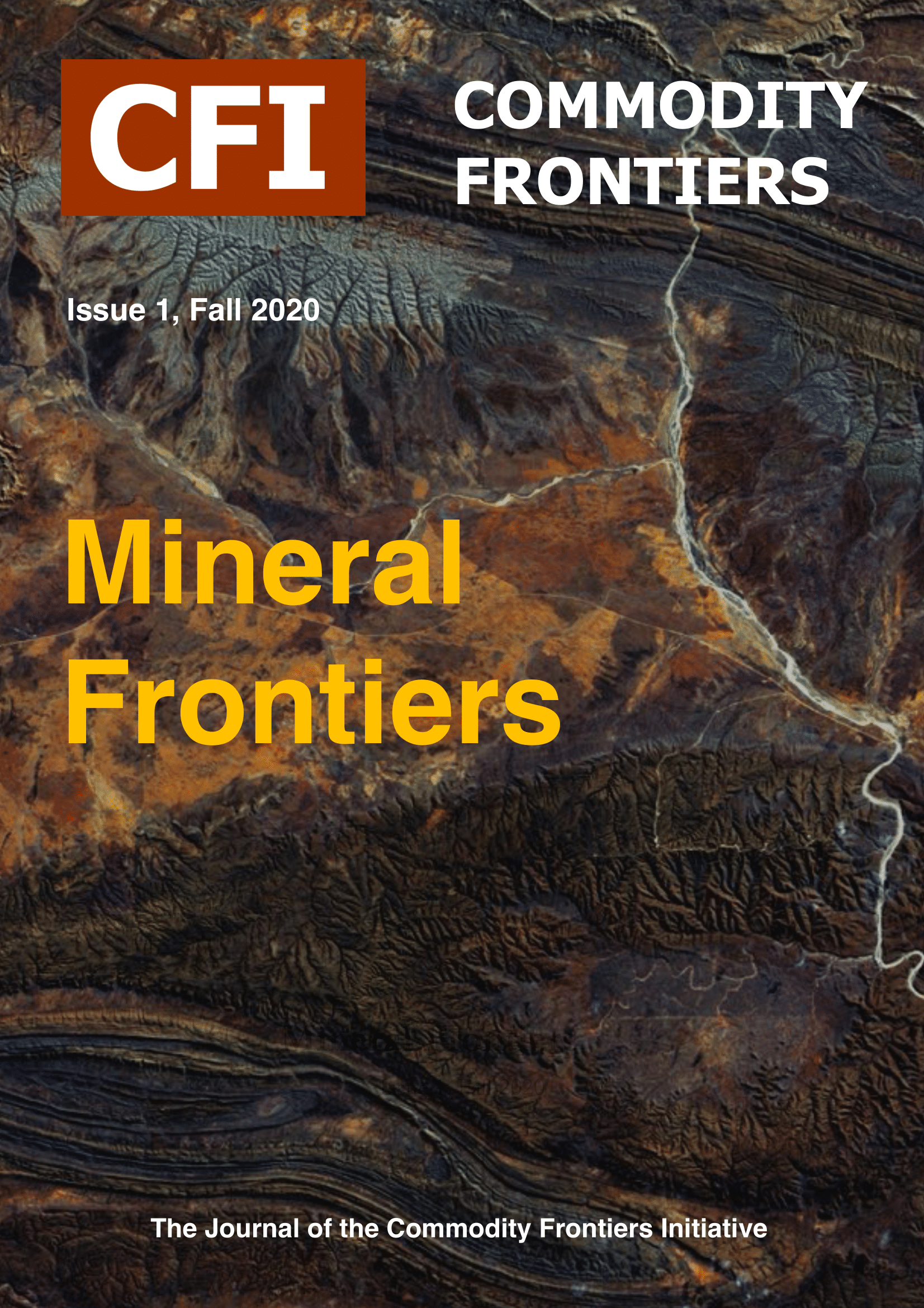 Cover Image by United States Geological Survey (USGS) on Unsplash